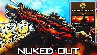 """FAST """"NUKED OUT"""" GAMEPLAY in COD BO4! - How To Get EASY """"NUKED OUT"""" in COD BO4 (COD BO4 FFA NUCLEAR)"""
