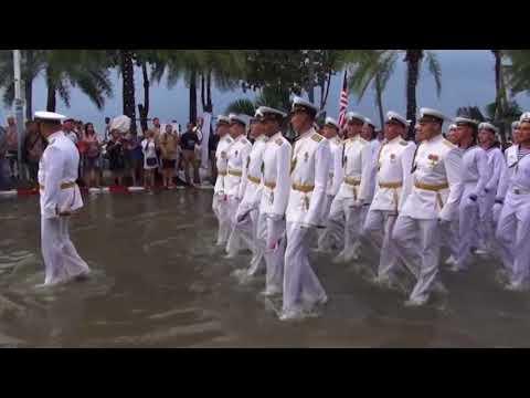 видео: Празднования 50-летия Ассоциации государств Юго-Восточной Азии