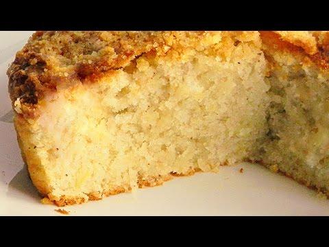Кекс с Яблоком и Корицей кулинарный видео рецепт