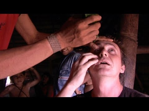 An Introduction To Matis Rituals  - Tribe With Bruce Parry - BBC