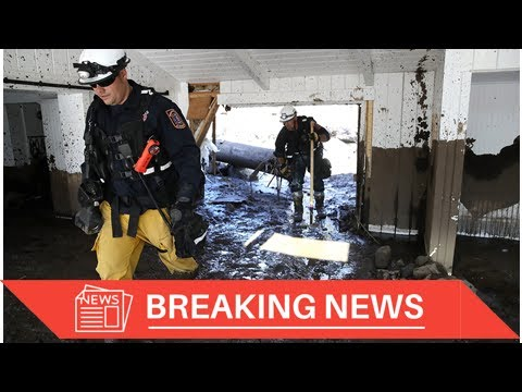 [Breaking News] Montecito Mudslides Death Toll Rises To 19