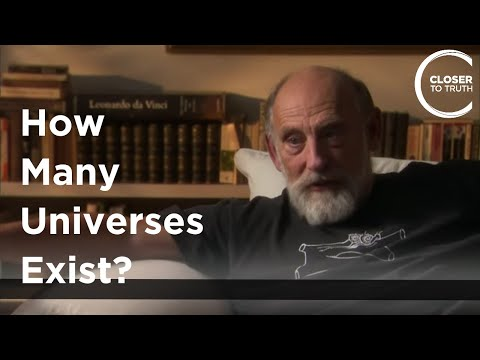 Leonard Susskind - How Many Universes Exist?