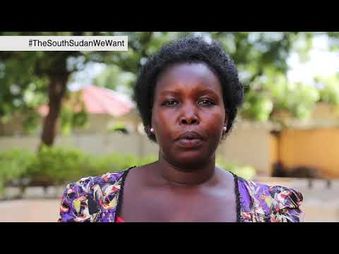 The South Sudan We Want -  Episode 3