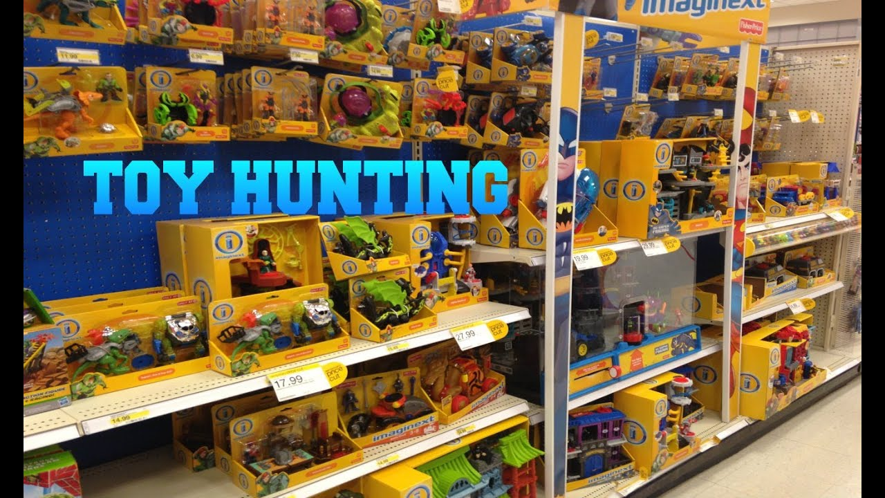 Imaginext Preview What To Find At Walmart Kroger And