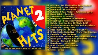 Planet Hits Vol 02 ЭХО Планеты