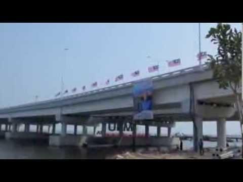 Second Penang bridge opening carnival