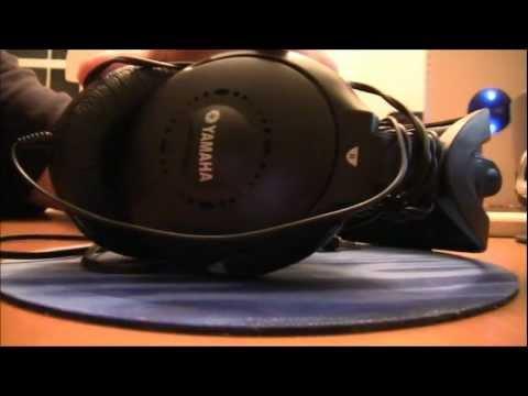Yamaha RH2C Stereo Headphones review.