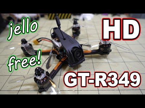 Diatone GT-R349-HD Micro Drone Review 🚁