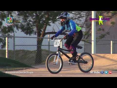 Campeonato de BMX en Monterrey