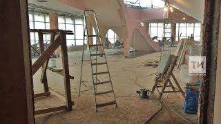 Пресс-конференция о капитальном ремонте объектов социального значения в РТ