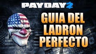 GUIA PAYDAY 2: Consejos para MASTERMIND (Ago 2014)