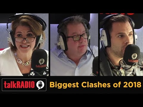 The Biggest Clashes of 2018   talkRADIO
