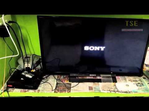 Sony Bravia tv turns off and on repeatedly by itself - YouTube