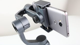 Top 5 Best Cheap Stabilization Gimbal for Smartphone