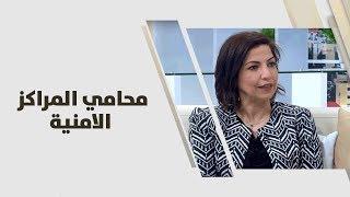 هديل عبدالعزيز - محامي المراكز الامنية
