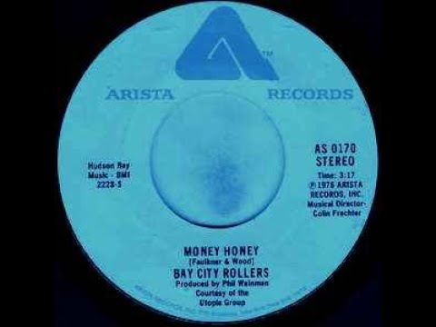 MONEY HONEY - Bay City Rollers  (1976) Mp3