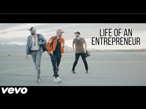 Chris Record - Life of an Entrepreneur Rap [Official Music Video]