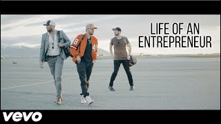 Chris Record - LIFE OF AN ENTREPRENEUR RAP (Official Music Video)