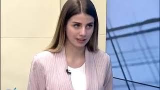 Анна Фролова - молодой педагог Ямала работает в МАОУ СОШ № 4