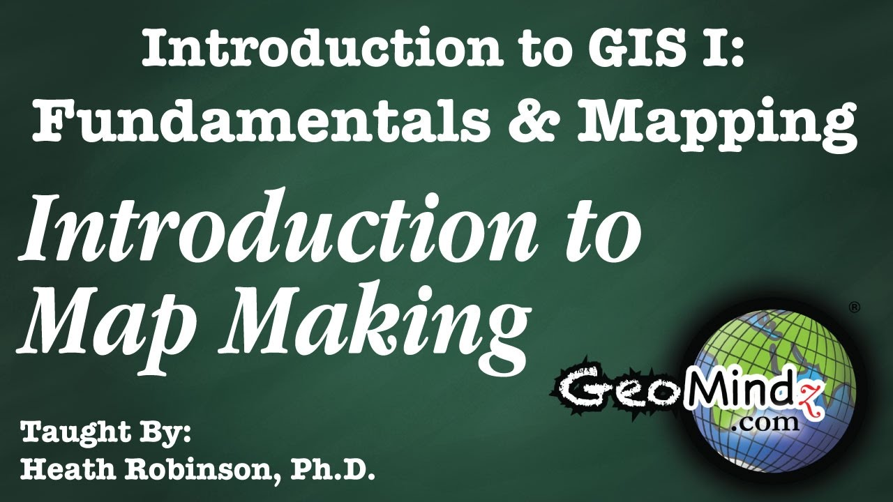 Introduction to Map Making - GIS Fundamentals and Mapping (22) on 3d map making, geography map making, cartography map making, architecture map making, cad map making, archaeology map making,