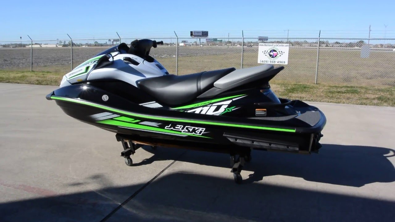 $15,299: 2016 Kawasaki Ultra 310X Jet Ski Overview and Review - YouTube