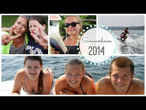 My Summer at My Summerhouse 2014