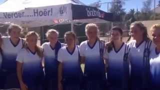 Afrikaans Meisies Hoërskool won the 2014 Wildeklawer Netball tournament!