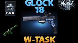 GLOCK 18 - W-TASK - Contract Wars