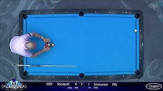 Ralf Souquet vs Mika Immonen | 2020 Diamond Las Vegas Open | Match #14