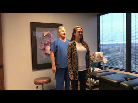 Houston Texas Lady Finds Out For Herself Why We're Called Advanced Chiropractic Relief