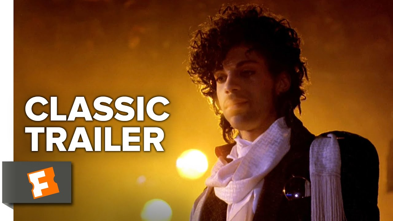 画像: Purple Rain (1984) Official Trailer - Prince, Apollonia Kotero Movie HD www.youtube.com