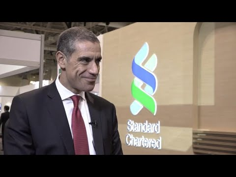 Alex Manson, global head of transaction banking, Standard Chartered – View from Sibos 2017