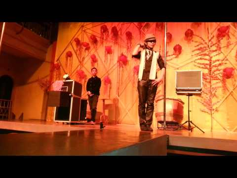 """James Dean """"The Magician and Illusionist"""" live @ Hollywood and Casino Bar"""