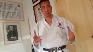 Ryan Hayashi - Karate Video Lesson #15 - Origins Of The Keikogi (Karategi)