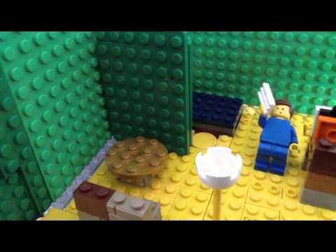 The LEGO® Movie | Good Morning | Lego clip parody