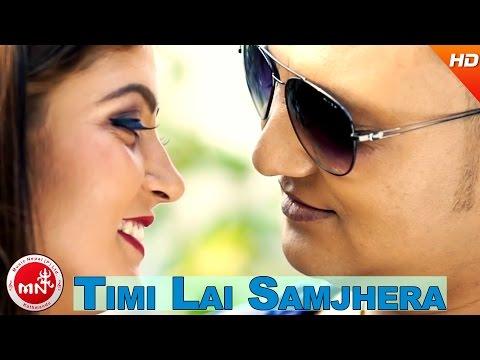 new-nepali-pop-song-2017/2074-|-timilai-samjhera---rakesh-sony-|-ft.mala-upreti