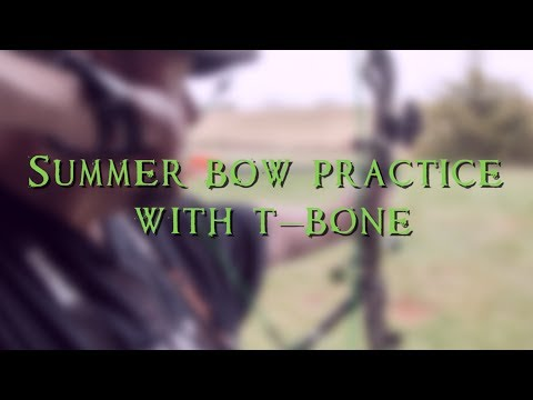 TBones Tips on Summer Bow Practice, Q&A
