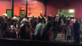 Marimba Flor del Paraiso en Dalton GA 10/17/15