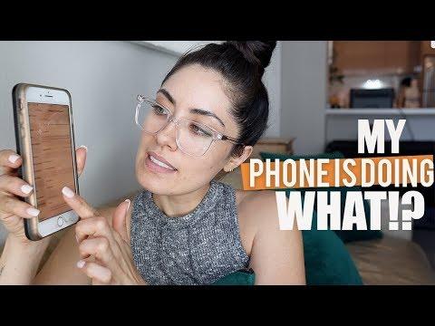 My phone is aging me... | Melissa Alatorre thumbnail