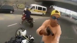 những vụ cướp xe PKL táo tợn, nguy hiểm và cái kết