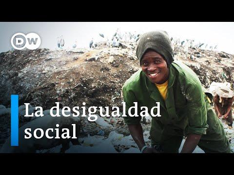 Los ricos, los pobres y la basura   DW Documental