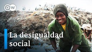 Los ricos, los pobres y la basura | DW Documental