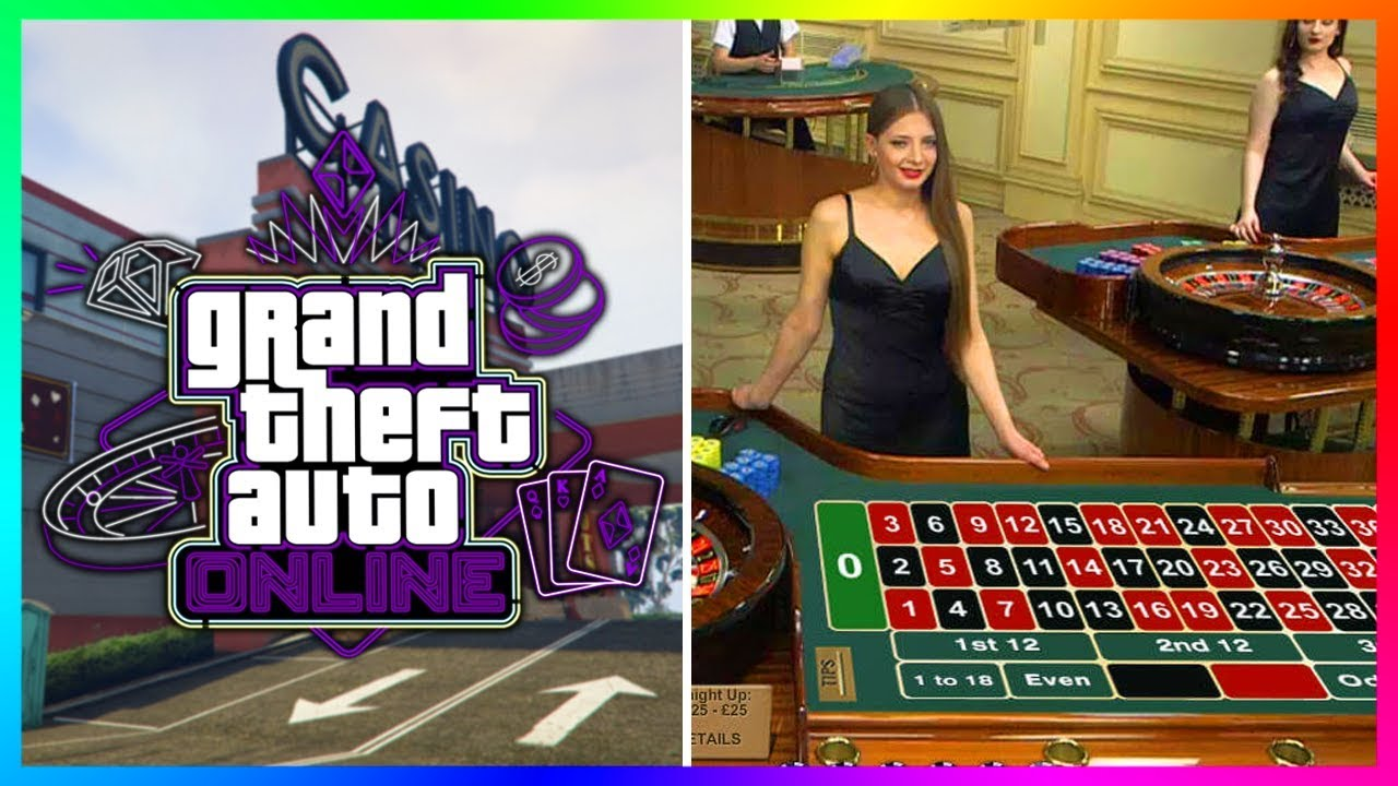 Gta 5 Online Update Casino