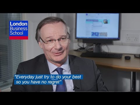 #3 Leadership insights: valuable advice from global leaders | London Business School