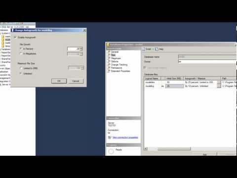 SharePoint 2013 Tutorial - Configure SQL Server For SharePoint