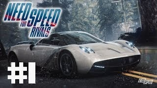 Need For Speed Rivals - Détente #1 [FR][HD]