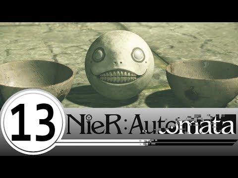 Bumbling Through NieR: Automata p.13