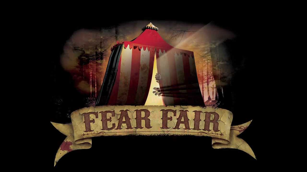 Sneak Peek of Fear Fair - Howl-O-Scream | Busch Gardens Williamsburg ...