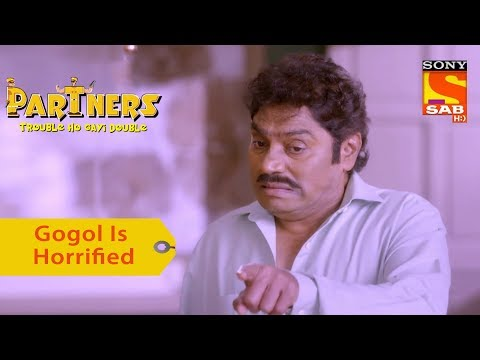 Your Favorite Character | Gogol Is Horrified | Partners Double Ho Gayi Trouble