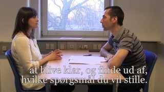 Dansk breakthrough: modultesttræning DU 3.1 - Lauriane